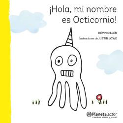 ¡Hola, mi nombre es Octicornio!